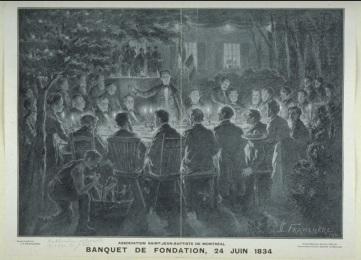 BanquetSt-Jean-Baptiste1834
