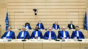 Judges at the International Criminal Court (ICC)
