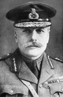 "Field Marshal Douglas Haig, known as ""the butcher of the Somme."" In the Boer War, Haig's actions included burning farms (homesteads, crops and livestock included) as part of the well known British scorched earth policy as well as rounding up Boer women and children into concentration camps. He was the son of the founder of the Haig & Haig whisky distillery."