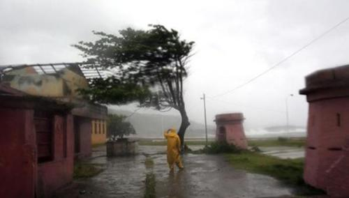 The first major hurricane to hit the province of Guantánamo remained in the eastern-most part of the region for several hours, impacting the municipalities of Baracoa (pictured), Imías, Maisí, and Moa in the neighbouring province of Holguín | EFE