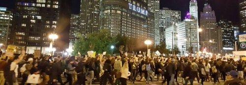 Chicago, November 9, 2016