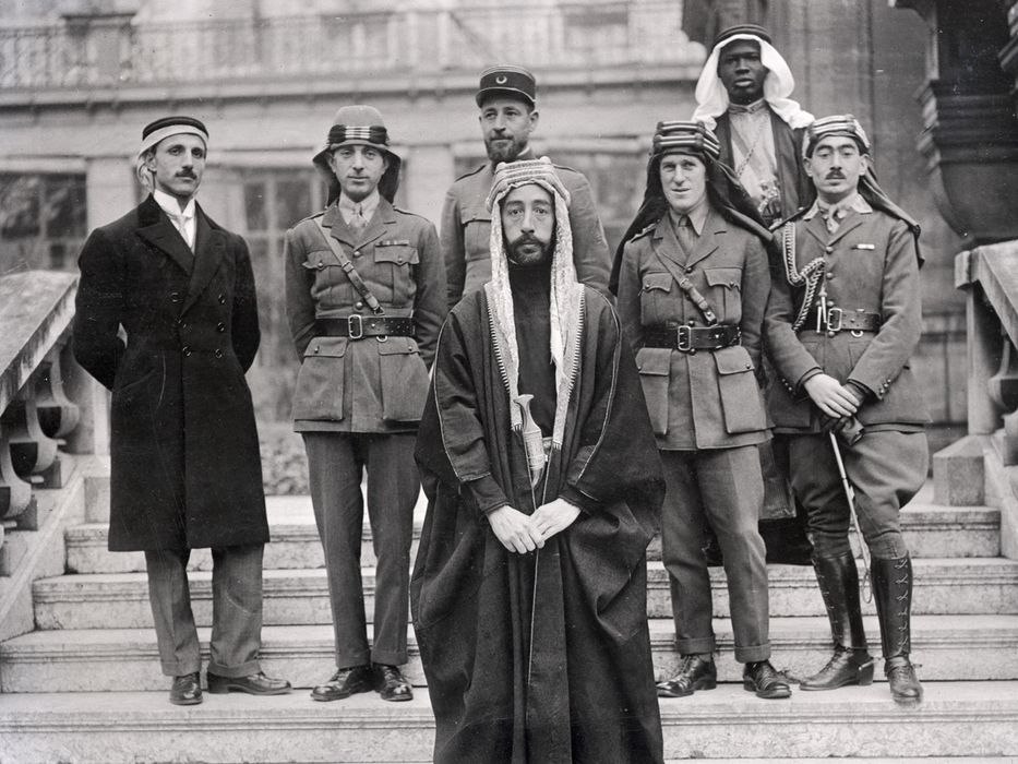 The Balfour Declaration And The Creation Of The Kingdom Of Saudi