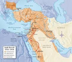 map-arab-revolt