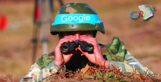 google-army_spying