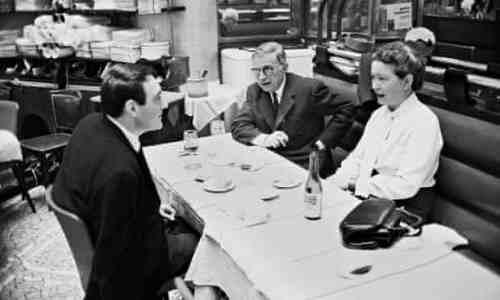 Claude-Lanzmann-Jean-Paul Sartre-012