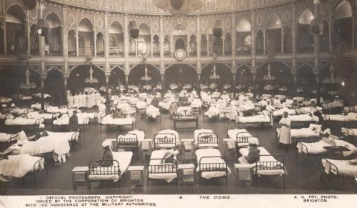 1915-PostcardSentBrightonIndianHospital