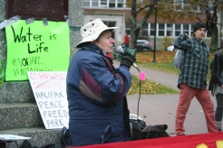 2016.11.19.HISF.Robert Devet.Woman speaking