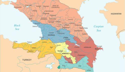 Armenia map.shutterstock