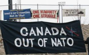 Canada Out of NATO