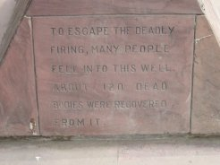 PlaqueonMartyrsWell_at_Jallianwala_Bagh
