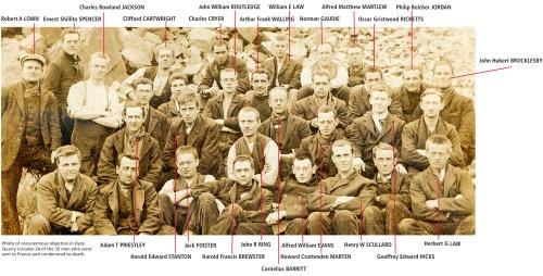 WWI-BritishCOsSentencedtoDeath