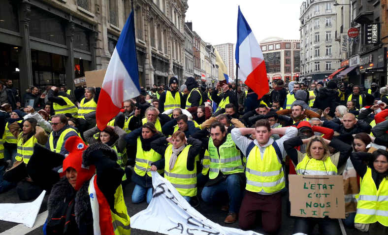 France.Yellow Vests.1