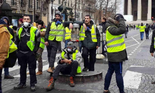 France.Yellow Vests.3