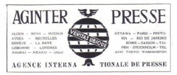 aginter press card