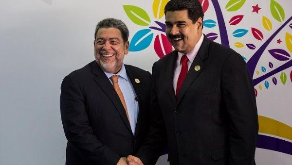 2016.09.16.Maduro Gosalves St Vincent