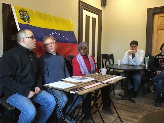 2019.02.02.Halifax-Venezuela forum