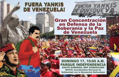 2019.02.17-DominicanRepublic-SantoDomingo-VenezuelaSolidarityRally