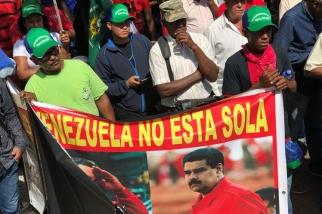 2019.02.17-DominicanRepublicSantoDomingo-VenezuelaSolidarity-PrensaLatina-01