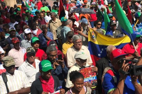 2019.02.17-DominicanRepublicSantoDomingo-VenezuelaSolidarity-PrensaLatina-03