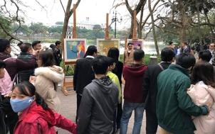 2019.02.24-VietnamHanoi-LeDucTungPaintings-hanoimoi-01