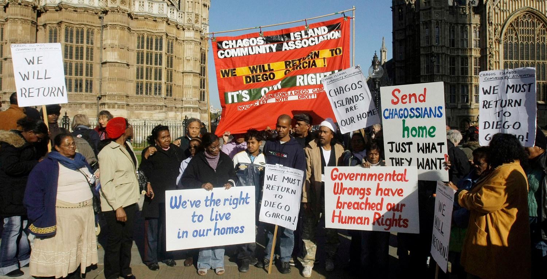 Britain Chagos Islanders