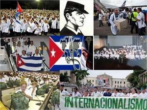 Cuba.Henry Reeve bridge collage