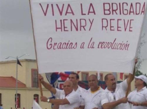 Ecuadorians thank Cuba for aid